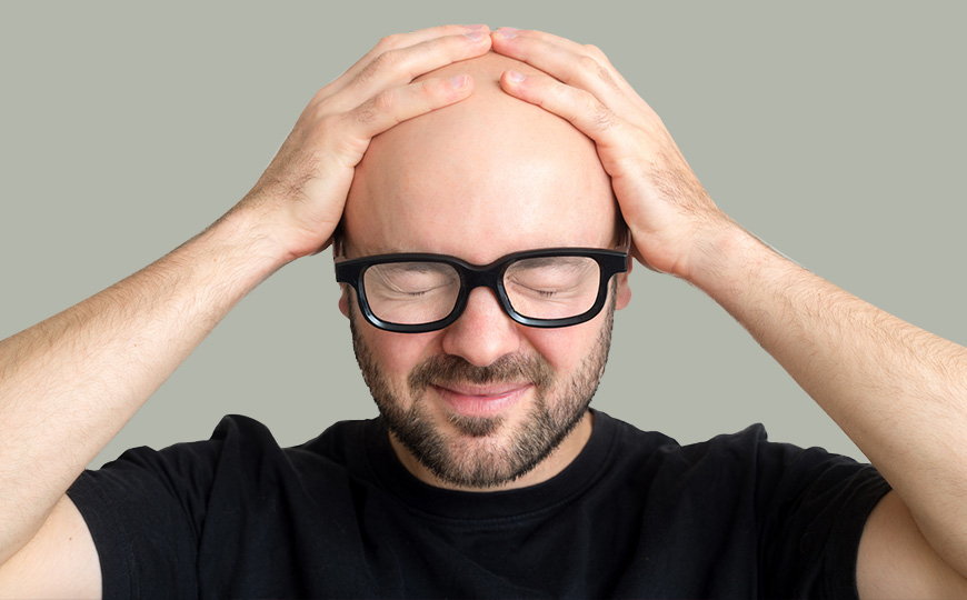 no cure for hair loss